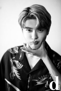 Jaehyun - Dicon Magazine: NCT 127 and City of Angel - Photoshoot K Pop, Jaehyun Nct, Nct Taeyong, Mark Lee, Fandom, Nct 127, Kim Dong Young, Rapper, Johnny Seo