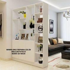 60 Favorite Studio Apartment Storage Decor Ideas And Remodel Living Room Partition Design, Living Room Divider, Room Partition Designs, Home Living Room, Living Room Designs, Living Room Decor, Cheap Room Dividers, Dividers For Rooms, Fabric Room Dividers
