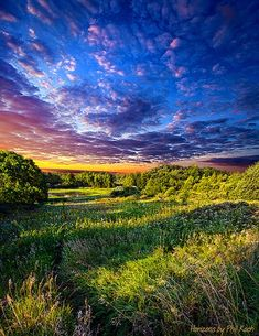 .beauty of the heaven and earth
