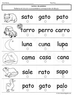Here I list a number my optimal methods. Learning a foreign language can be amusing and remarkable. Spanish Worksheets, Spanish Teaching Resources, Spanish Activities, Spanish Lesson Plans, Spanish Lessons, Spanish Teacher, Spanish Classroom, Elementary Spanish, Elementary Schools