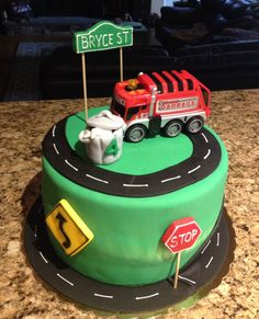 Dump Truck Cakes For Kids Cake ideas Pinterest Dump truck