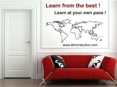 'AtHome Tuition' can help you sharpen your skills to ace that all important exam. If you are finding it difficult to locate a private tutor then choosing to learn online could be the answer to your problems. http://www.athometuition.com/home.php