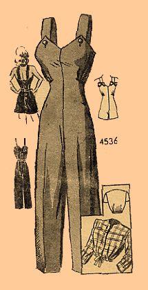 What every aspiring Land Girl needs in her wardrobe...