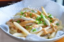 Cheese Fries Cheese Sauce Recipe Made EASY!