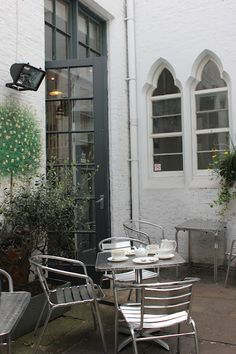 charlie's portobello road cafe