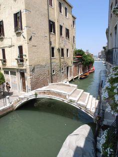 Ponte Chiodo  (Chiodo Bridge) Venice