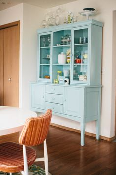 a bit of sunshine: a kitchen corner :: before and after