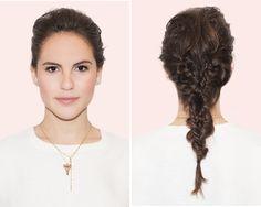 6 acconciature strategiche se una sera non hai voglia di lavare i tuoi capelli