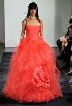 Vera Wang Fall 2014 Wedding Dresses | TheKnot.com
