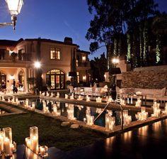 Awesome Around The Pond Lightning With Expert Reception Maison Neuve