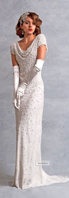 Eliza Jane Howell.~ The Legend Collection - vintage style wedding gown
