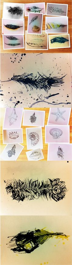 Hilden Grange School. To celebrate the launch of 'Drawing Projects for Children', AccessArt is running a Drawing Challenge. It's free to take part – find out more and register here: http://www.accessart.org.uk/join-drawing-challenge/