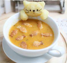 Refeições animadas inspiradas na cozinha japonesa. Dá até pena de comer!!