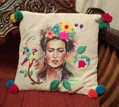 kit bordado mexicano frida
