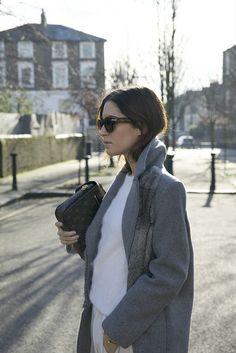 Working look - Gafas de sol carey - Carey sunglasses - Street style - Gala González - Amlul