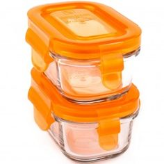 Great giveaway for virtually unbreakable glass containers! Food Storage Containers, Glass Containers, Mom Milk, Pots, Natural Life, Sunday Funday, Drink Bottles, A Table, Giveaway