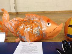 The Fourteenth Goldfish ! #GRA14 pic.twitter.com/7lMG82B5dL