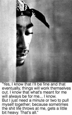 Tupac Thoughts