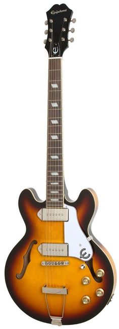 Epiphone Casino Coupe Electric Guitar - Vintage Sunburst