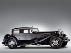 1933 Delage D8S Coupe by Freestone