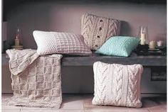 knitted homewares - Google Search