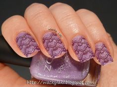 Wacky Laki: Pueen Sumptuous Gallery Stamping Plates Review