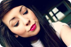 Zoella- love her make-up:')x