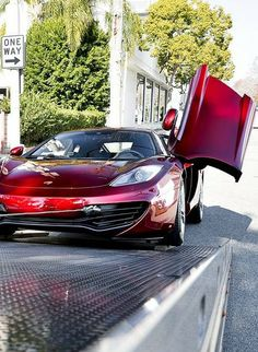 Mc Laren MP4 12C