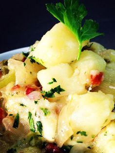Dublin White Cheddar Potatoes O'Brien Recipe : Decorating : Home & Garden Television