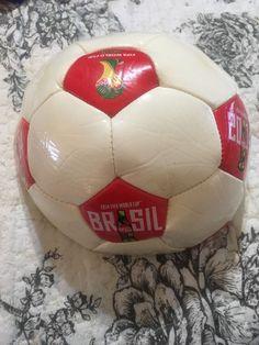 Brazil Brasil 2014 Coca Cola Coke 2014 FIFA World Cup Soccer Ball Never Inflated 849803035952   eBay