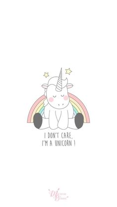 Unicorn quotes wallpaper for phones Iphone Wallpaper Unicorn, Unicorn Backgrounds, Unicornios Wallpaper, Tumblr Wallpaper, Unicorn Lockscreen, Trendy Wallpaper, Desktop Backgrounds, Wallpaper Quotes, I Am A Unicorn