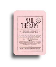Kocostar Nail and Foot Therapy — The Dieline - Package Design Resource