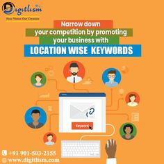 We are offering the location wise keywords promotion strategy that will generate your business leads from those respective locations. 🤳 Get Free Consultation Call Us: Custom Web Design, Graphic Design Services, Branding Agency, Business Branding, Digital Marketing Services, Online Marketing, Promotion Strategy, Responsive Web Design, Professional Website