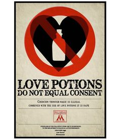 love potions do not equal consent