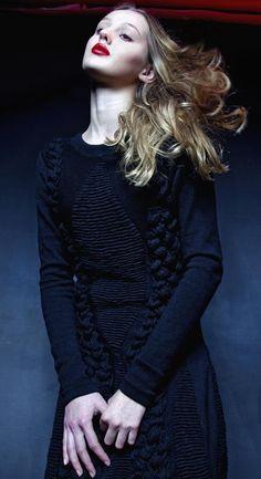 Motohiro Tanji - knit dress