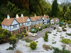 Babbacombe Model Village Visit and Review Torquay Devon, Model Village, Best Model, Days Out, Miniature, Mansions, House Styles, Image, Manor Houses