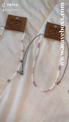 Seed Bead Jewelry, Bead Jewellery, Cute Jewelry, Seed Bead Necklace, Diy Necklace, Necklace Designs, Necklace Tutorial, Beaded Jewelry Designs, Necklace Ideas