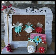 Sew gorgeous, by Erica Cerwin from Pink Buckaroo Designs.  ♥♥♥