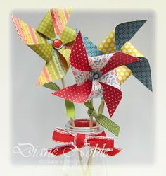 tutorial pinwheels