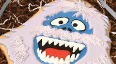 15 Adorable Bumble the Abominable Snowman Cakes and Bakes