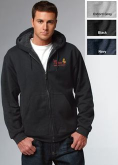 #charlesriver #sherpa #hooded #corporate #sweatshirt $68.95 Features: 75% cotton and 25% polyester sweatshirt; 9.4-ounce; sherpa fleece-lined body and jersey-lined sleeves, 8-ounce; anti-pill sherpa fleece provides texture that traps body heat better; full-zip design with easy grab zipper pull; hood with drawstrings and rib knit cuffs and hem; pouch-like pocket contains a hidden cell phone pocket; oversized TruWash design to accommodate for natural shrinkage after washing.