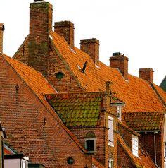 Roofs of Amersfoort #Netherlands