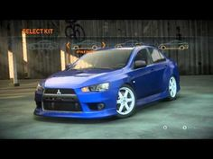 NFS The Run - Tuning and Customization Options - YouTube