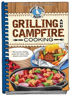 With more than 250 delicious recipes for all your backyard cookouts, picnics and camping trips, this cookbook is sure to become a go-to for years to come.