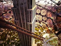 Building the blueprint for life on the red planet messagetoeagle it creates an enclosed biosphere around the building with multiple parksgardens at different levels designers soomin kim seo hyun oh malvernweather Image collections