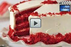 Red Velvet Cake - Joyofbaking.com