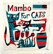 Mambo for Cats - Jim Flora
