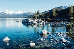 Secret Cove, Lake Tahoe xo