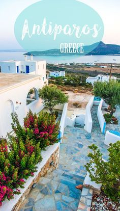 If you are looking for a relaxing and private holiday in #Greece, you definitely need to go to #Antiparos island! Nearly no other tourists, crystal clear sea and exotic Greek villas are waiting there for you.