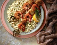 How to Make Grilled Shrimp and Scallops Skewers